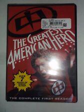 The Greatest American Hero - Season 1 (DVD, 2010, 2-Disc Set) BRAND NEW, Comedy