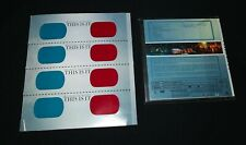 Michael Jackson THIS IS IT video sealed with 3D glasses new.