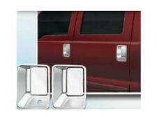 Fits Ford F250 Superduty Crew 2008-2016 ABS Chrome Door Handle Covers Overlay