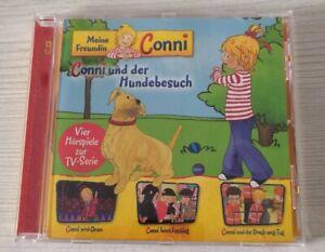 💖 Meine Freundin Conni - Conni und der Hundebesuch 💖 CD * Hörspiel