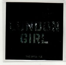 (GE865) The Invisible, London Girl - 2009 DJ CD