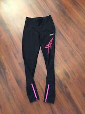Asics Motion Dry Black Leggings Size S