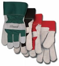 Kinco Intl 3-Pair.3 Medium Men Leather Palm Glove1932M Lined Leather Gloves NEW