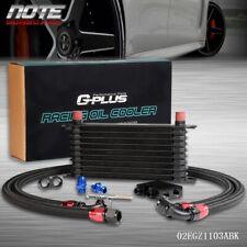 10 Row Oil Cooler Kit For Bmw N54 Engine E82 335 E90 E92 E93 Twin Turbo 135