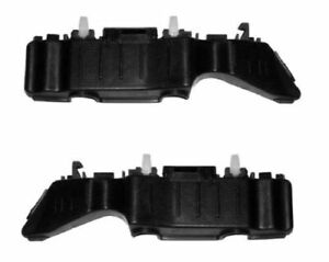 FOR HY ACCENT 2012 2013 2014 FRONT BUMPER UPPER BRACKET RIGHT & LEFT PAIR SET