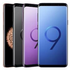 Samsung Galaxy S9+ Désimlocké 4G LTE Smartphone 64Go GSM Octa Core Android WiFi