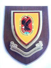 ILRRPS International Long Range Reconnaissance Patrol School Wall Plaque