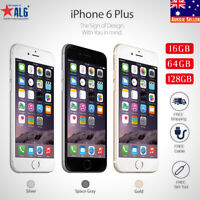 New Sealed APPLE iPhone 6+Plus 16GB 64GB 128GB 4G LTE Unlocked Smartphone