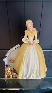 Lenox Princess of the Golden Dwelling 25th Anniversary Legendary Princess
