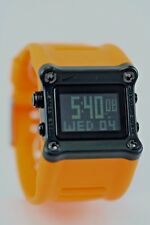 Nike Mettle Hammer Watch - Orange/Black - WC0021-805