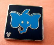 Dumbo Attraction Icon Disney Lapel Pin