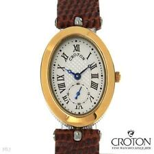 Quality CROTON LADIES GOLD WATCH RRP $1650
