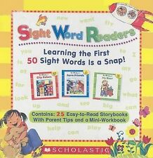 Sight Word Readers Boxed Set: Learning the First 50 Sight Words Is a Snap! by Scholastic US(Mixed media product)