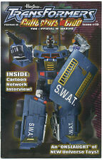 TRANSFORMERS COLLECTORS' CLUB MAGAZINE #19 February March 2008