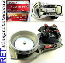 Luftmassenmesser 0438120219 BOSCH mit Mengenteiler 0438100160 Saab 900 2,0