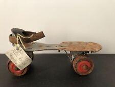Vintage 1950's J C Higgens/Sears Childrens Roller Skate (1 Only) Great Display