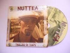 Nuttea / Trop peu de temps - cd single