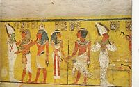 BF18793 thebes valley of the kings paintings in tut ankh  egypt front/back image