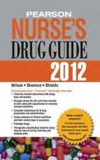 Pearson Nurse's Drug Guide by Billie Wilson