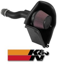 K&N 63 Series AirCharger Air Intake System For 2016-2017 Honda Civic 1.5L Turbo