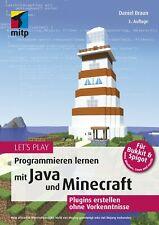 Programmieren lernen mit Java und Minecraft, 3.A. 2020 +++ Direkt vom Verlag +++