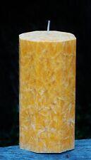 200hr AUSTRALIAN GOLDEN WATTLE BLOSSOMS Triple Scented ARTISAN Natural Candle