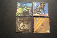 GB 1999  Commemorative Stamps~Farmers Tale~Very Fine Used Set~UK Seller