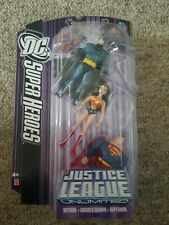 Batman Superman Wonder Woman Action Figure 3 Pack