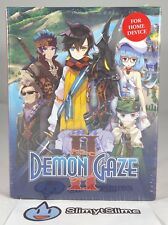 Demon Gaze II - Limited Edition (RPG; Sony PlayStation 4 PS4, 2017) NEW, RARE!