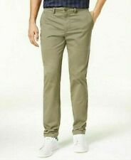 American Rag Mens Stanton Casual Chino Pants~NWT~Sale ~34W-34L~Org, $30~Deal