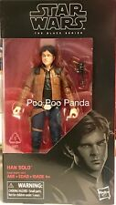 Star Wars The Black Series Young Han Solo 6-inch Action Figure
