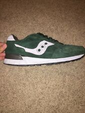 Saucony Shadow 5000 Forest Green Mens Size 9.5