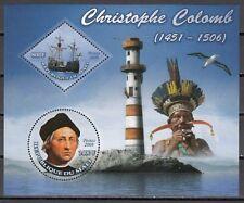 Malí , 2009 Tema Christopher Colón, S / Hoja. Lighthouse en Diseño