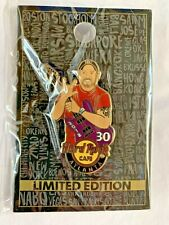 ATLANTA GEORGIA RICHARD RICE 30TH ANNIVERSARY HARD ROCK CAFE PIN LTD EDITION 100