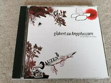 GISBERT ZU KNYPHAUSEN - LIVE @ FLIEGENDE BAUTEN / LIKE NEW