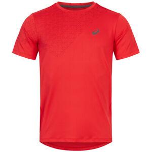 ASICS Performance Mens Running Fitness Sport Top T-Shirt 125054-0672 New