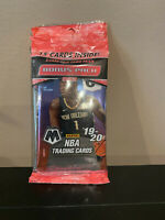 Factory Sealed 2019-20 Panini Mosaic Prizm Basketball Cello Fat Pack NBA