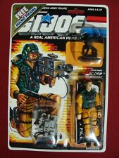 GI JOE SCOOP  with Snake Eyes Micro Figure