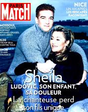 Paris Match n° 3556 du 13/7/17*MACRON vacances*SHEÏLA sa douleur*NICE 1 an*TRUMP