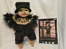 Ooak Lady Gaga baby doll reborn 2009 Mtv New Artist of Year one of five outfits