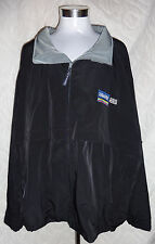 Black Port Authority Classic Poplin Jacket Mens size 5XL XXXXXL
