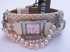 Guess 80302l3 perlas reloj mujer mejorofertarelojes