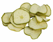 DRIED GREEN APPLE SLICES 200gram bag ideal for Christmas decoration or wreaths