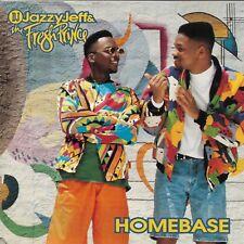 Homebase by DJ Jazzy Jeff & the Fresh Prince ((Cd Jul-1991))