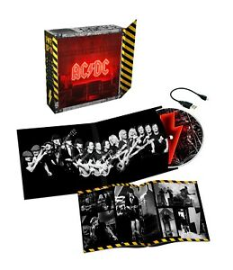 AC/DC - PWR/UP (Power Up) - New Deluxe CD Box - In Stock