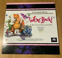 We're Back: A Dinosaur's Story - Letterboxed Edition - Laserdisc