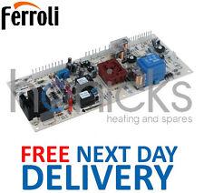 Ferroli Tempra 12 18 24 30 PCB PMF03.1F 39807680 Genuine Part | Free Del *NEW*