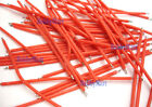 Silicone High Current 22AWG Red 80mm Power Battery Cables for RC Model x 50