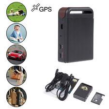 Original TK102B Mini SPY GSM GPRS GPS Tracker Car Vehicle Kid Tracking Locator