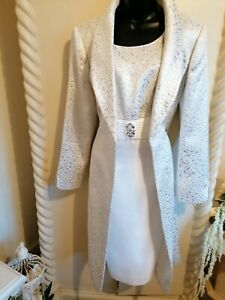 STUNNING MOTHER OF THE BRIDE OUTFIT SIZE 18